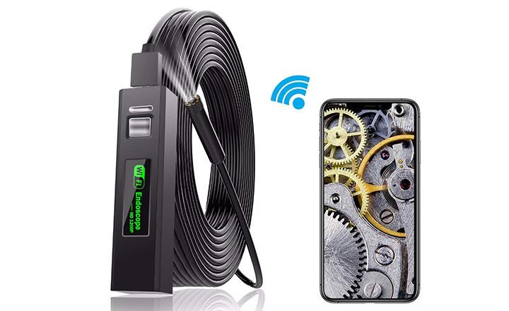 EFUTONPRO Borescope For iPhone