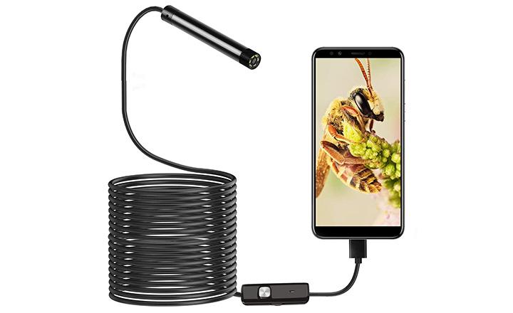 NY 3-in-1 USB Endoscope/Borescope