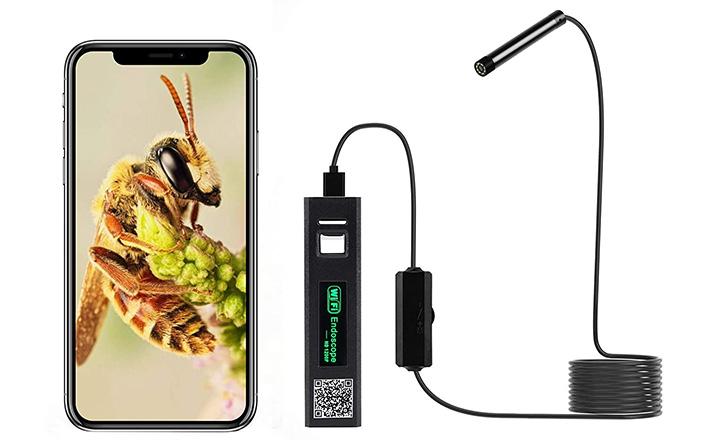NY Wireless Endoscope