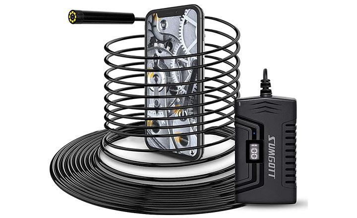 SUMGOTT Borescope for iPhone