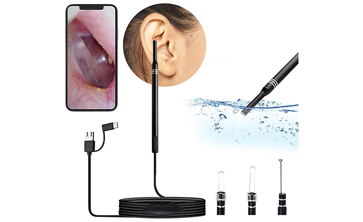 WETDCQ Ear Endoscope